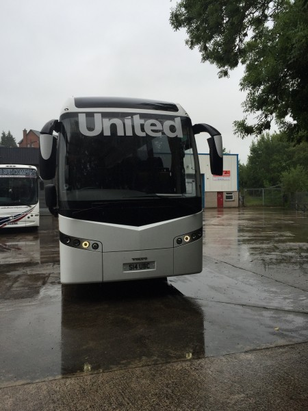 United Bus Company On Coachhire Info Co Uk